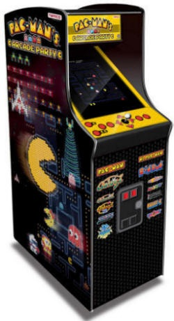 Pac-Man $ 2745 Arcade Party Video Game